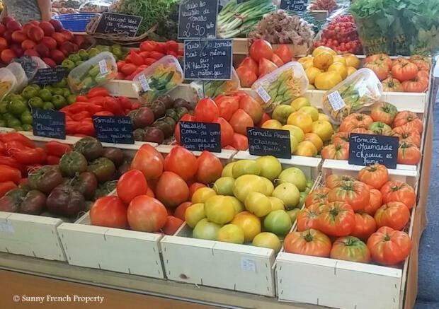 Lively markets