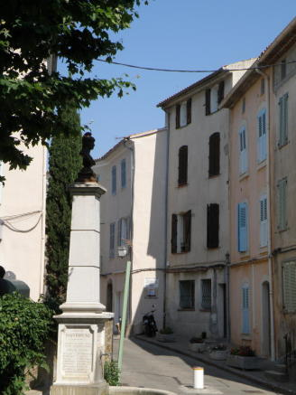 Roquebrune Village