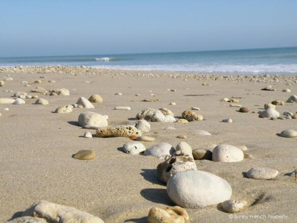 IleDeRé beach