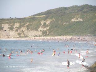 Surf in Hendaye
