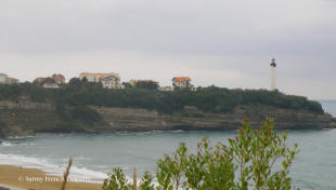 Biarritz lighthouse