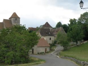 A Dordogne village
