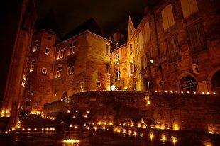 Sarlat by night