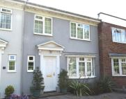 Terraced house in Forde Park, Newton Abbot