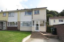 3 bed semi detached property in Manor Road, Newton Abbot
