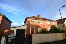 3 bed semi detached house to rent in Stanton Road, Southmead...