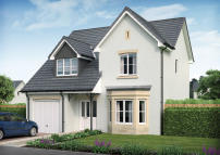 4 bed new property for sale in Hillend View, Winchburgh...