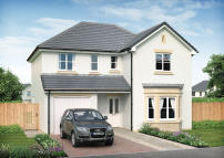 4 bed new property in Hillend View, Winchburgh...