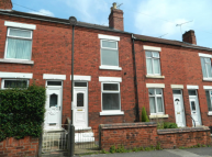 Terraced house in BROOKE STREET, Alfreton...