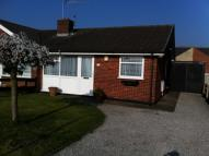 2 bed Semi-Detached Bungalow to rent in Lambcroft Road, Pinxton...