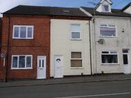 Terraced house in Wharf Road, Pinxton...