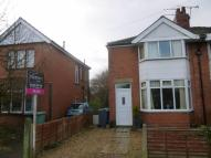 semi detached house in Blackpool, Lancashire...
