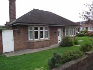 Poulton Le Fylde Detached Bungalow to rent