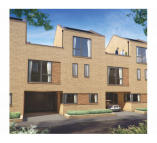 3 bed new property in Great Kneighton...