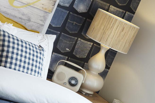5. Typical apartment at Paragon