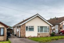 2 bed Detached Bungalow in School Crescent, Lydney