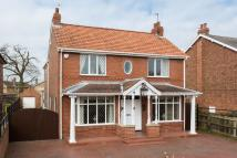 Detached house in York Road, Haxby