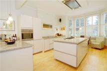 semi detached property in Twyford Crescent, London...