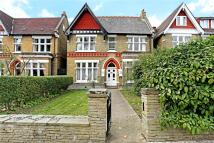 Detached home in Woodville Road, Ealing...