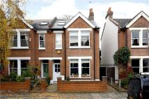 semi detached home in Atbara Road, Teddington...