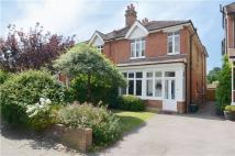 4 bed semi detached property for sale in Walpole Road...