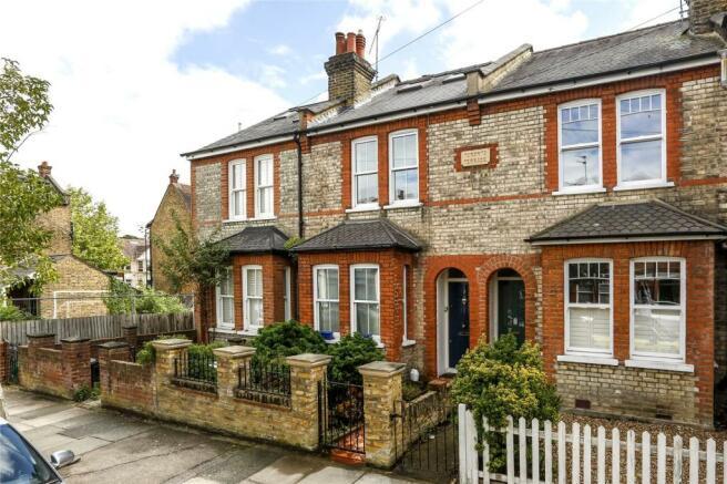 4 Bedroom Terraced House For Sale In Bushy Park Road Teddington