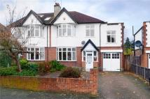 semi detached home in Spencer Road, Twickenham...