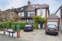 5 bed semi detached home in Radnor Road, Twickenham...