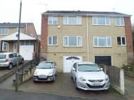 semi detached property in Burns Drive, Dronfield...