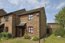 1 bed Terraced house in Starle Close, Canterbury