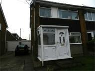 semi detached house in Derwent Drive...