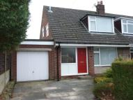 semi detached property to rent in Larkfield, Eccleston, PR7
