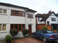 semi detached property to rent in Lodge Villas Woodford...