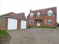 4 bedroom Detached house in Thrigby Road, Filby...