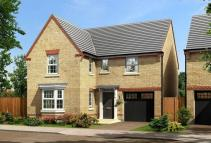 4 bed Detached home in PLOT 31, David Wilson...