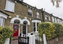 Terraced house in Woodbury Road...
