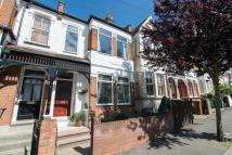 4 bedroom Terraced home in Woodstock Road...