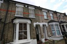 Terraced house in Woodville Road...