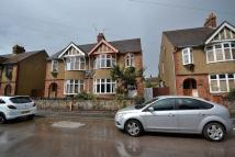 semi detached home in Hartwell Crescent...