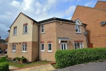 semi detached house in Cormorant Way...