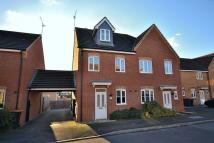 semi detached home in Cooper Drive...