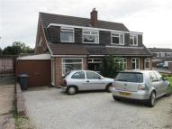 semi detached house in Chilson Drive...