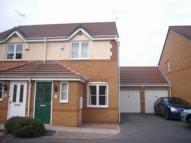2 bed semi detached property in KYLE ROAD, Hilton, DE65