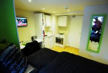 Studio apartment to rent in Park Place, Clifton...