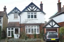 4 bedroom Detached property in West Hill Avenue, Epsom