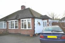 2 bed Semi-Detached Bungalow in Lane End, Epsom