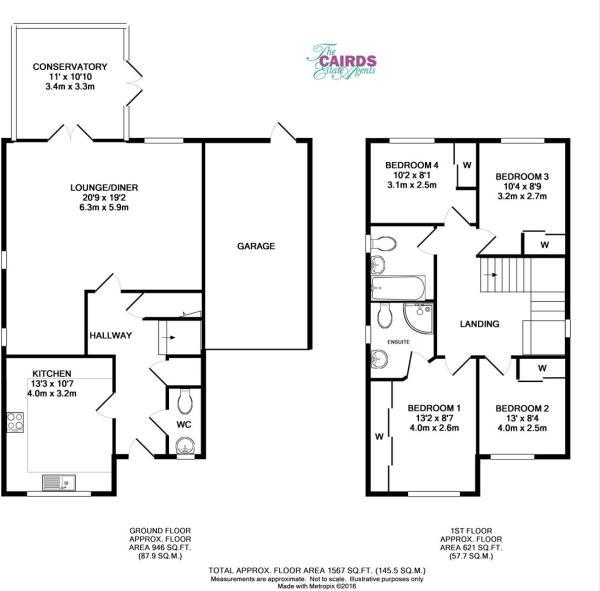 3 Anmer Close floor