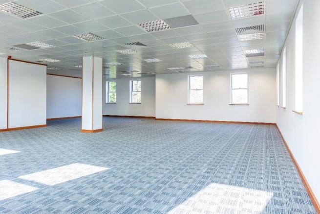 Vacant office