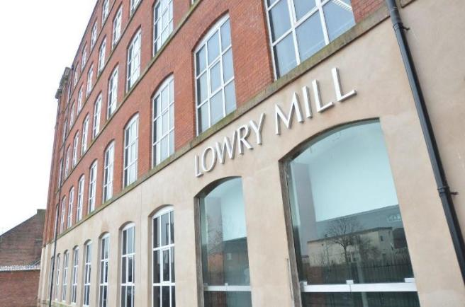 Lowry Mill Exterior