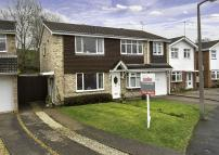 2 bed semi detached house in Quendale, Wombourne...
